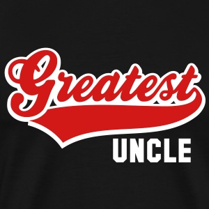 Greatest UNCLE 2C Shirt RB - Men's Premium T-Shirt