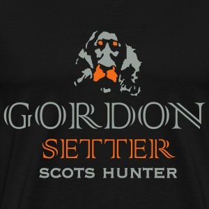 setter_gordon_1 T-Shirts - Men's Premium T-Shirt