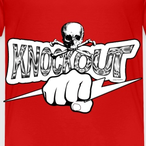 Knockout Fighter Toddler Shirts - Toddler Premium T-Shirt