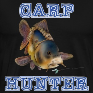 Carp Hunter - Men's Premium T-Shirt