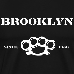Brooklyn Knuckles - Mens - Men's Premium T-Shirt