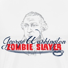 George Washington Zombie Slayers