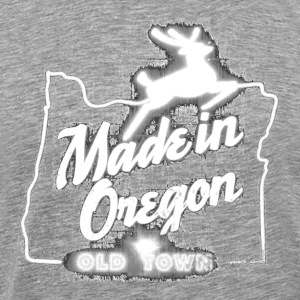 Made in oregon - Men's Premium T-Shirt