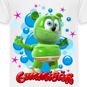 Gummibär Bubbles Baby & Toddler Shirts - Toddler Premium T-Shirt