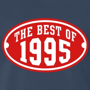 THE BEST OF 1995 2C Birthday Anniversary T-Shirt - Men's Premium T-Shirt