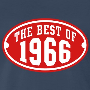 THE BEST OF 1966 2C Birthday Anniversary T-Shirt - Men's Premium T-Shirt