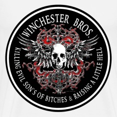 Winchester Bros Ring Patch 2 T-Shirts