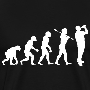 The Evolution Of Man - Men's Premium T-Shirt