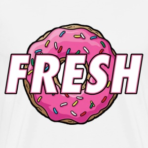 Fresh Donut Tee - Men's Premium T-Shirt