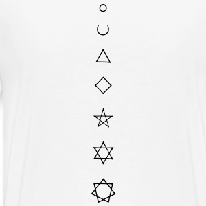 magic star T-Shirts - Men's Premium T-Shirt