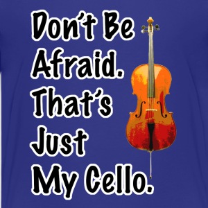That's Just My Cello Kid's T-Shirt - Kids' Premium T-Shirt