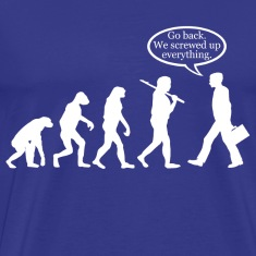 *Funny* Evolution FAIL!