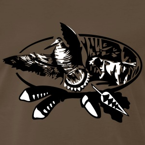 woodcock T-Shirts - Men's Premium T-Shirt