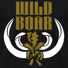 trophy_wildboar T-Shirts
