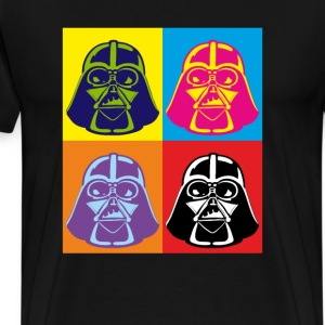Darth Vader - Pop Art - Men's Premium T-Shirt
