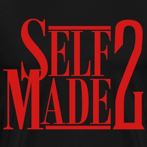 SELF MADE 2 T-Shirts - Men's Premium T-Shirt