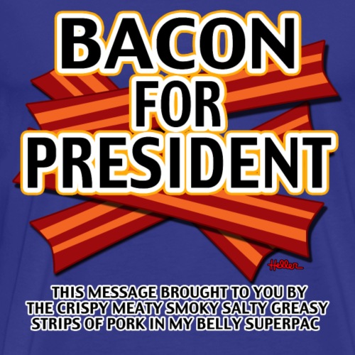 Bacon 4 President - vcb