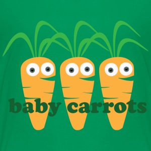 Baby Carrots T-Shirt for Kids - Kids' Premium T-Shirt