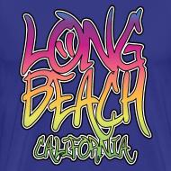 Design ~  Long Beach Graffiti Heavyweight T-Shirt