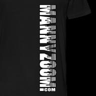 Design ~ MannyZoom Skyscraper Heavy T-Shirt