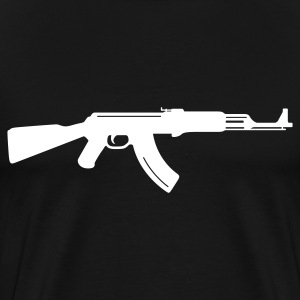 AK 47 - Mens - Men's Premium T-Shirt
