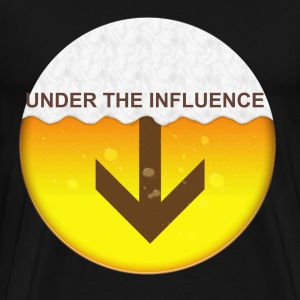 Under The Influence - Men's Premium T-Shirt