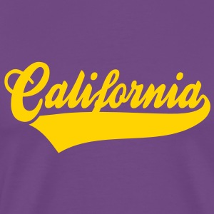 California Men's T-Shirt YP - Men's Premium T-Shirt