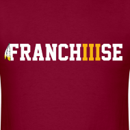Design ~ FranchIIIse Feathers Logo