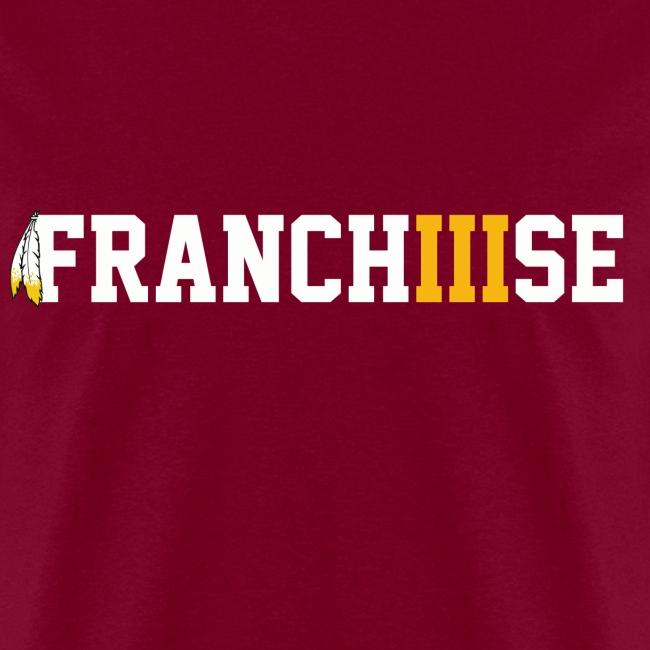 FranchIIIse Feathers Logo