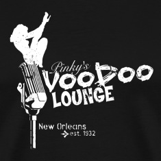 PINKY'S VOODOO LOUNGE T-Shirts