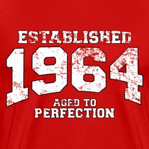 established_1964 T-Shirts - Men's Premium T-Shirt