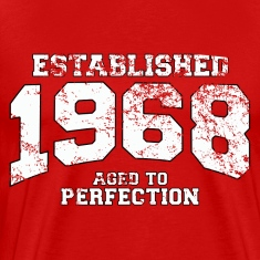 established_1968 T-Shirts