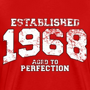 established_1968 T-Shirts - Men's Premium T-Shirt