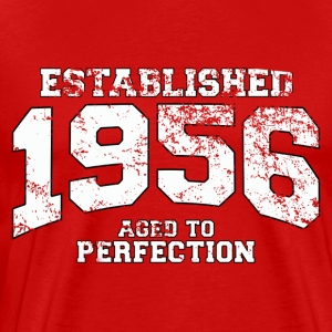established_1956 T-Shirts - Men's Premium T-Shirt