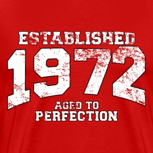 established_1972 T-Shirts - Men's Premium T-Shirt