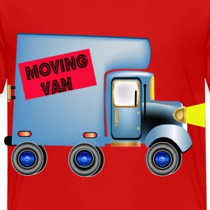 Moving Van - Toddler Premium T-Shirt