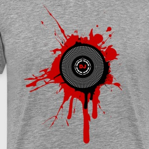 Blood Platter Platter - Men's Premium T-Shirt