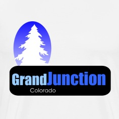 grand junction Colorado t shirt truck stop novelty