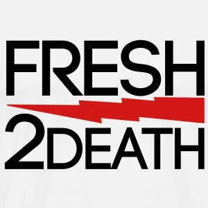 FRESH 2 DEATH  T-Shirts - Men's Premium T-Shirt