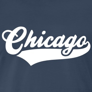 Chicago Shirt WN - Men's Premium T-Shirt