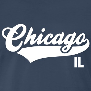 Chicago Illinois Shirt WN - Men's Premium T-Shirt