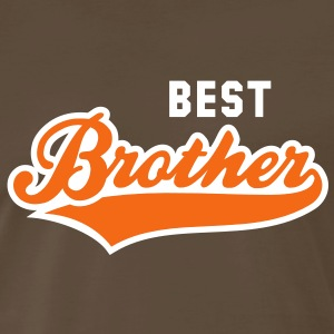 BEST Brother 2 Colors Shirt OB - Men's Premium T-Shirt