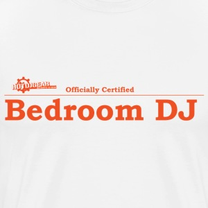 Official Bedroom DJ - Men's Premium T-Shirt