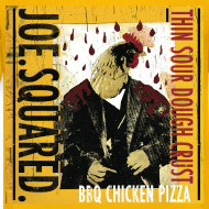 Design ~ BBQ Chicken Pizza Kid's T-shirt