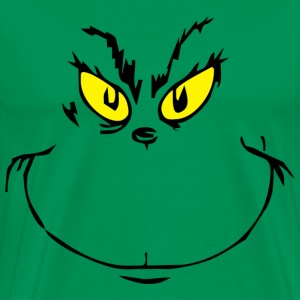 thegrinch T-Shirts - Men's Premium T-Shirt