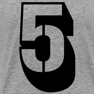 5 FIVE T-Shirts - Men's Premium T-Shirt