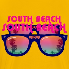 South Beach Miami  T-Shirts