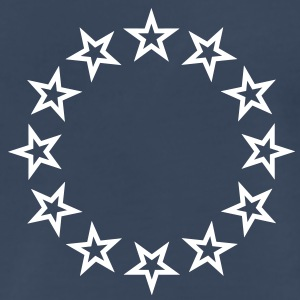 12 star circle (1c) T-Shirts - Men's Premium T-Shirt