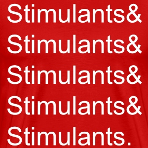 Stimulants& - Men's Heavyweight - Men's Premium T-Shirt