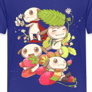 Design ~ BerryPups Kids Shirt